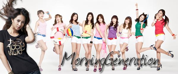 Buono! , Morning Musume, Girls Generation et BoA