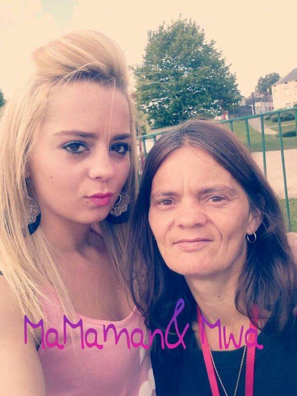 Moi & la maman
