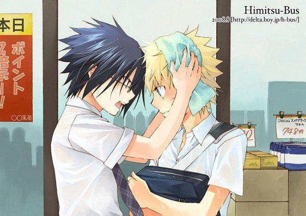 Chapitre 4 : Les sentiments de Naruto Uzumaki !