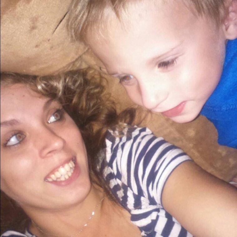 Mon fils & moi! <3