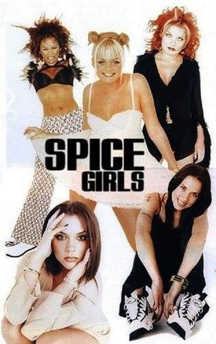 >Spic£-Girls-Pow£r-London<