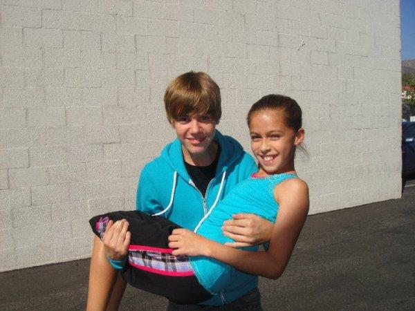 Simrin & Justin (S'entraine pour VM'A)