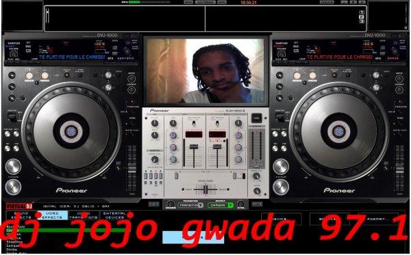 DJ JOJO / dj jojo c moi jordan CHRIS_BRO (2012)