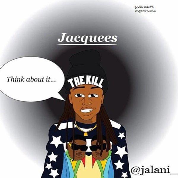 13 Novembre 2013: Jacquees a postés de nouvelles photos sur son compte