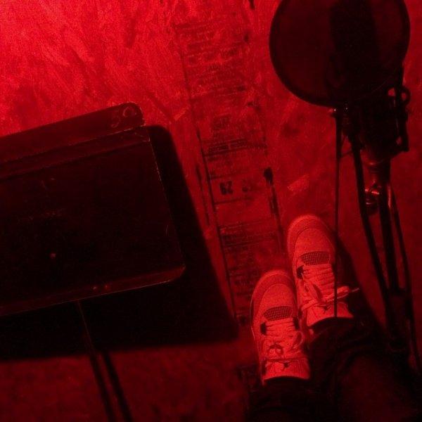 """28 et 30 Décembre 2013: Jacquees était avec ses amis et en studio pour la sortie de son album """"19"""""""