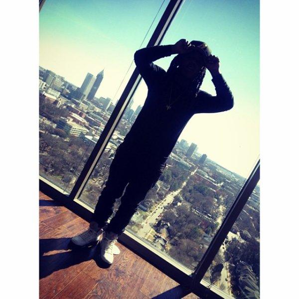 25 Février 2014: Jacquees a posté de nouvelles photos sur son compte instagram