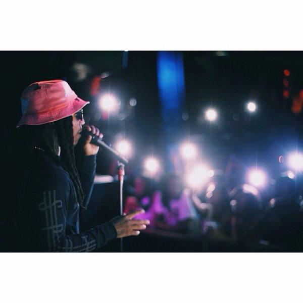 31 Mai 2014: Jacquees était en concert au Masquerade