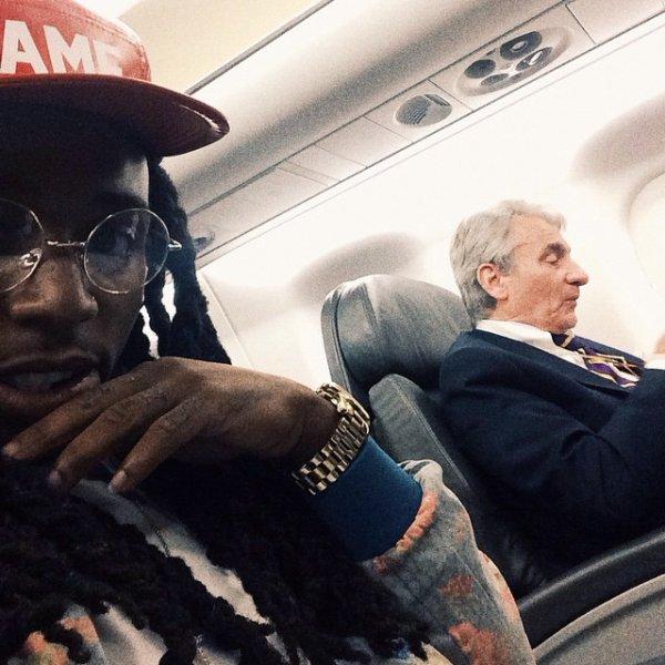 4 Octobre 2014: Jacquees s'est rendu à Miami pour l'anniversaire de Rich Homie Quan