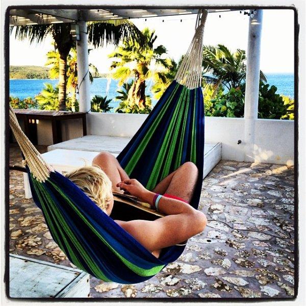 R5 Une pause au Porto Rico !!!