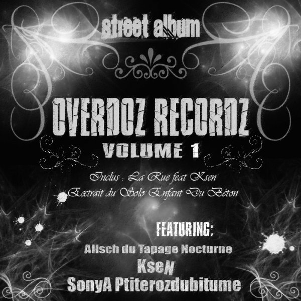 2009 - OVERDOZ RECORDZ Vol.I