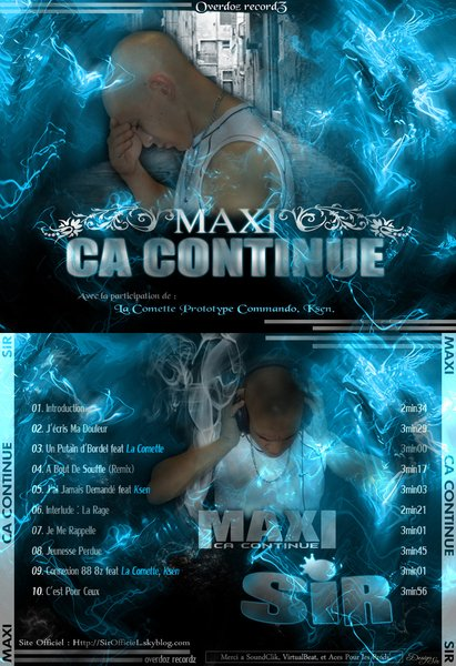 2010 - MAXI CA CONTINUE Vol.I