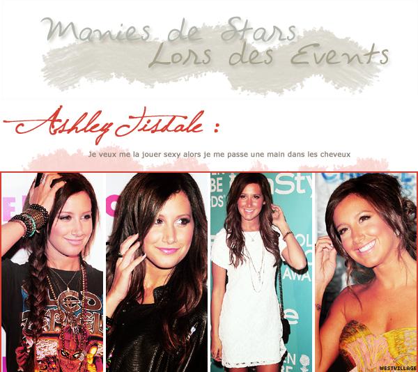 Petites manies d'Ashley