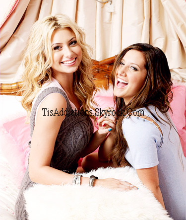 Photoshoot d'Ashley et  Aly