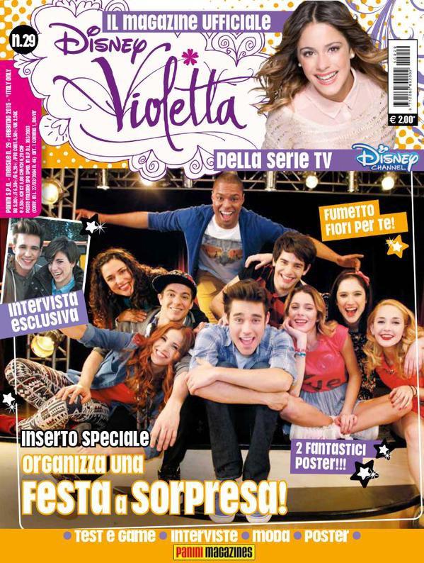 Tournée Violetta Live - Actu