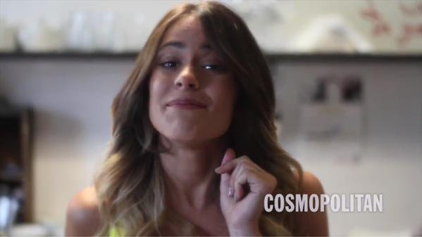 Tini - Magazine Cosmopolitan Argentina