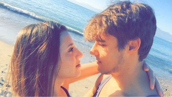 Jorge et Stephie - Vacances à Punta Valarta