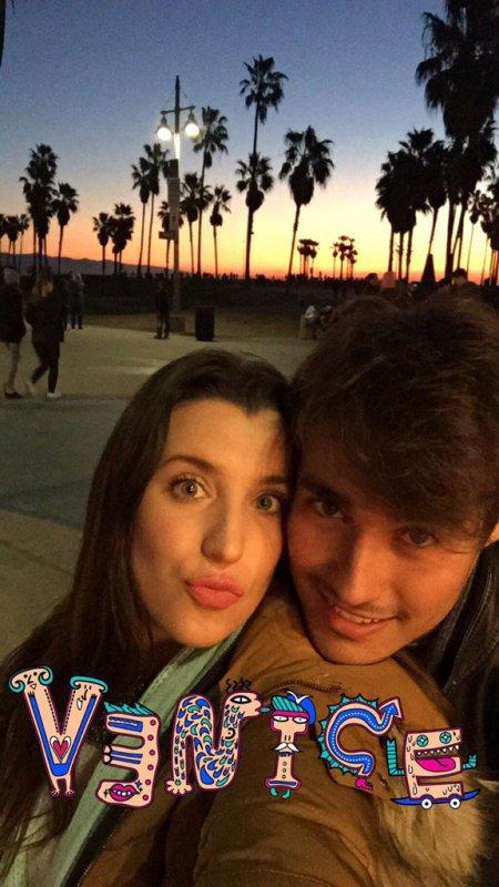 Jorge et Stephie voyage en Italie