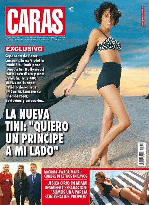 Tini - Magazine Caras