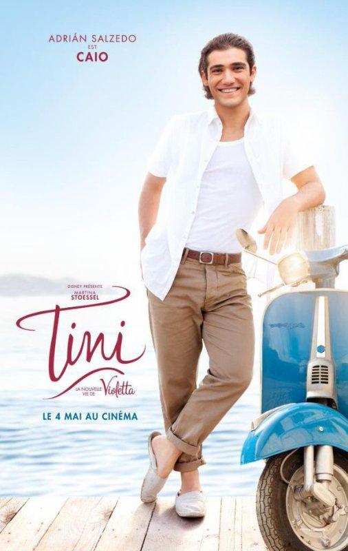 Tini La Nouvelle Vie de Violetta - Affiches officielles des personnages