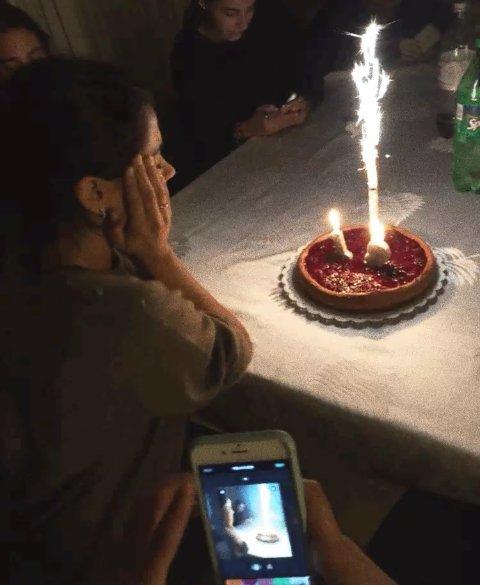 Tini - Fête d'anniversaire