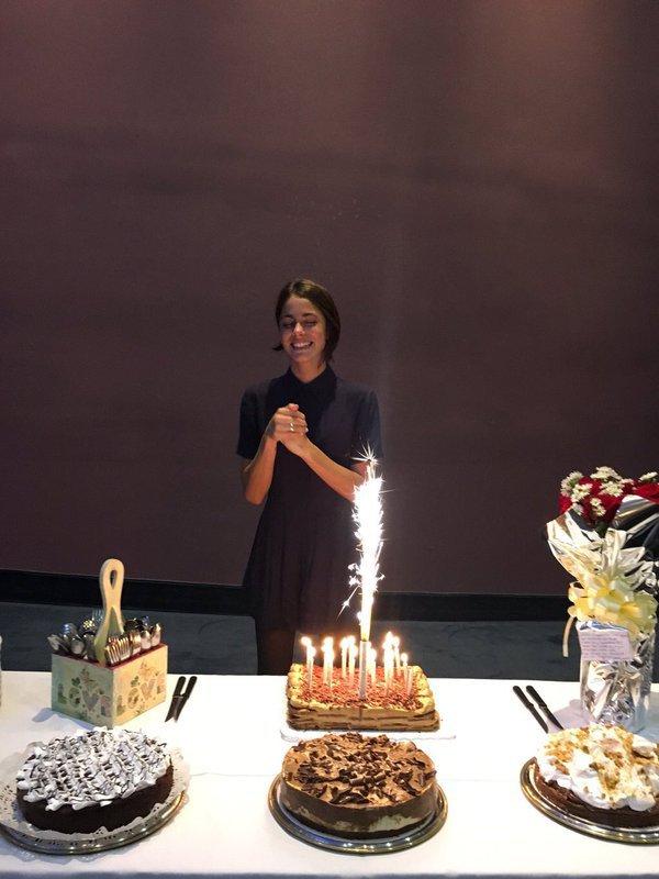 Tini - Avant première Tini la nouvelle vie de Violetta pour son anniversaire