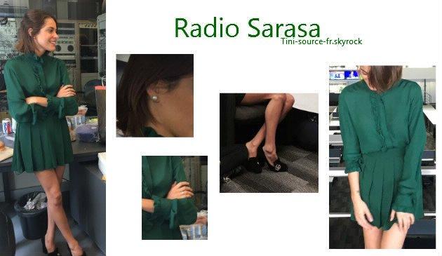 Tini's Look - Radio Sarasa