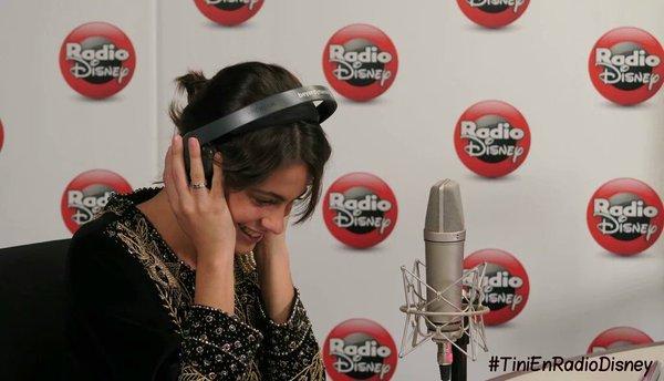 Tini - Radio Disney à LA