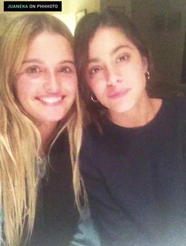 Tini - Anniversaire d'une amie à Buenos Aires