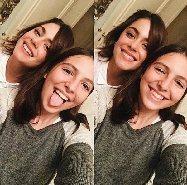 Tini - Shooting VIVA