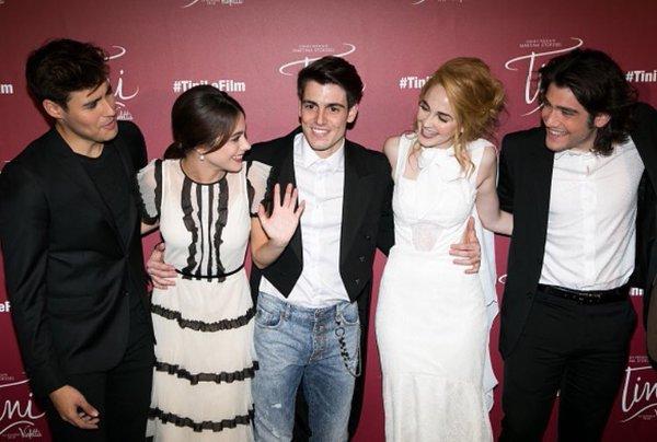Tini la nouvelle vie de Violetta - Avant-première Paris