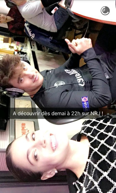 Tini, Jorge - Interview NRJ