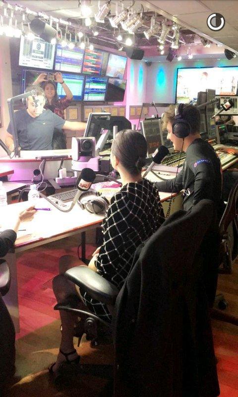 Tini, Jorge - Interview NRJ