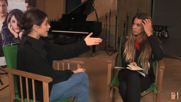 Tini la nouvelle vie de Violetta - Conférence de presse Madrid