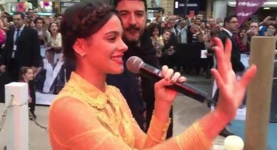 Tini la nouvelle vie de Violetta - Avant-première Madrid