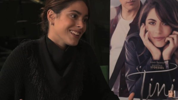 Tini - Enregistrement Siempre Brillaras acoustique, Londres