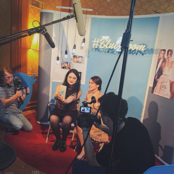 Tini la nouvelle vie de Violetta - Conférence de presse Rome