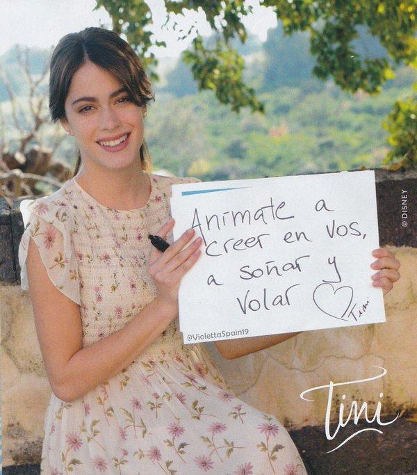 TINI LA NOUVELLE VIE DE VIOLETTA DANS LES CINEMAS ACTUELLEMENT!