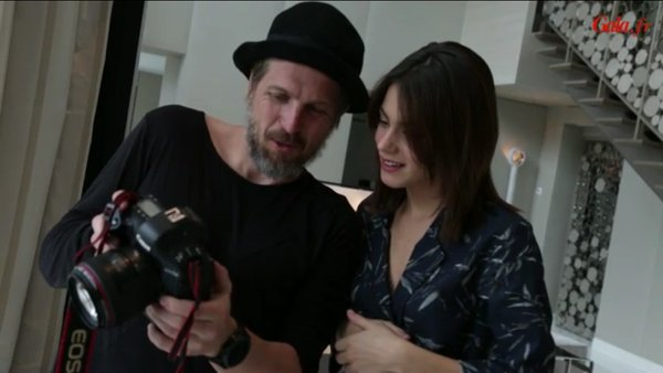 Tini - Shooting GALA