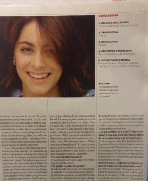 Tini - Magazine VIVA