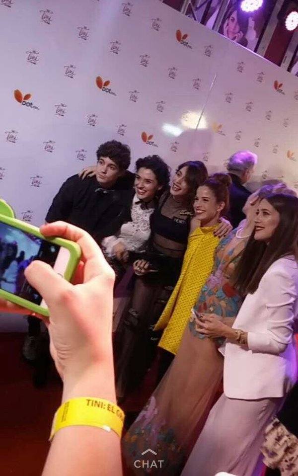 Tini la nouvelle vie de Violetta - Avant première Buenos Aires