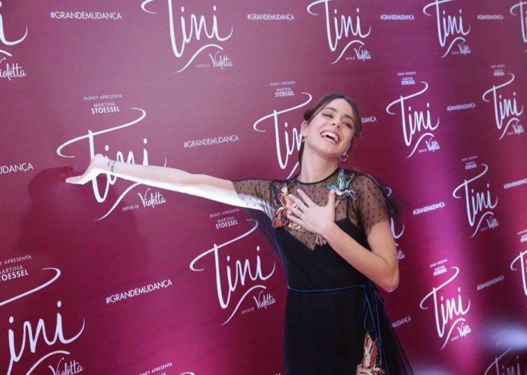 Tini la nouvelle vie de Violetta - Avant-première Sao Paulo
