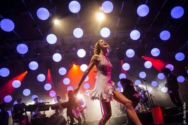 Tini - Concert Tini En La Usina