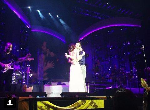 Tini - Concert Luna Park
