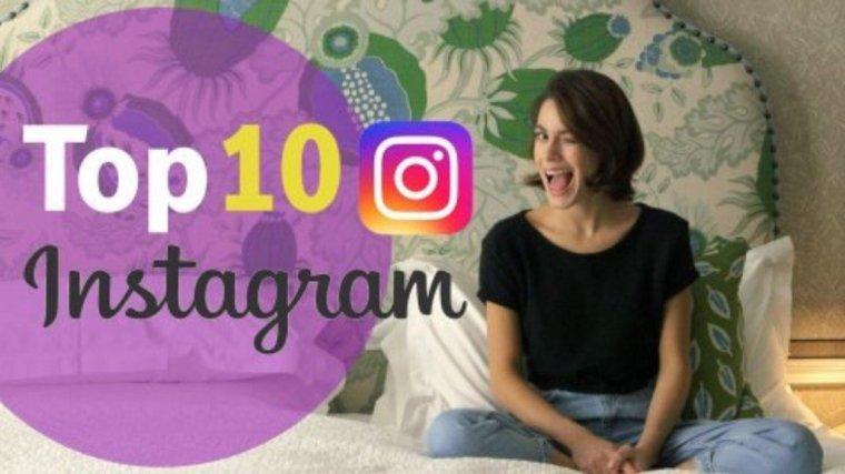 Tini YouTube - Mes 10 photos instagram favorites