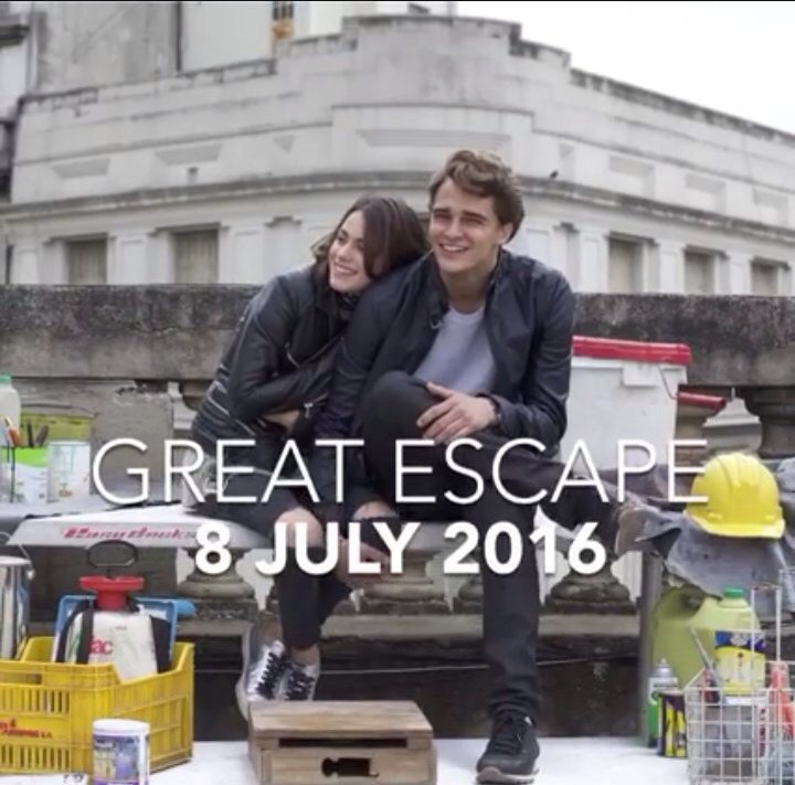 GREAT ESCAPE - Clip officiel