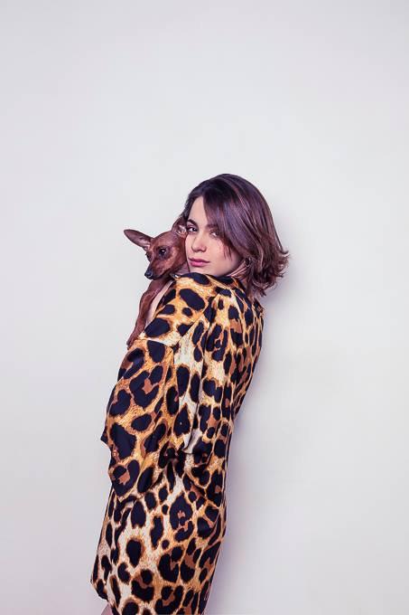Tini - Shooting OH MY DOG