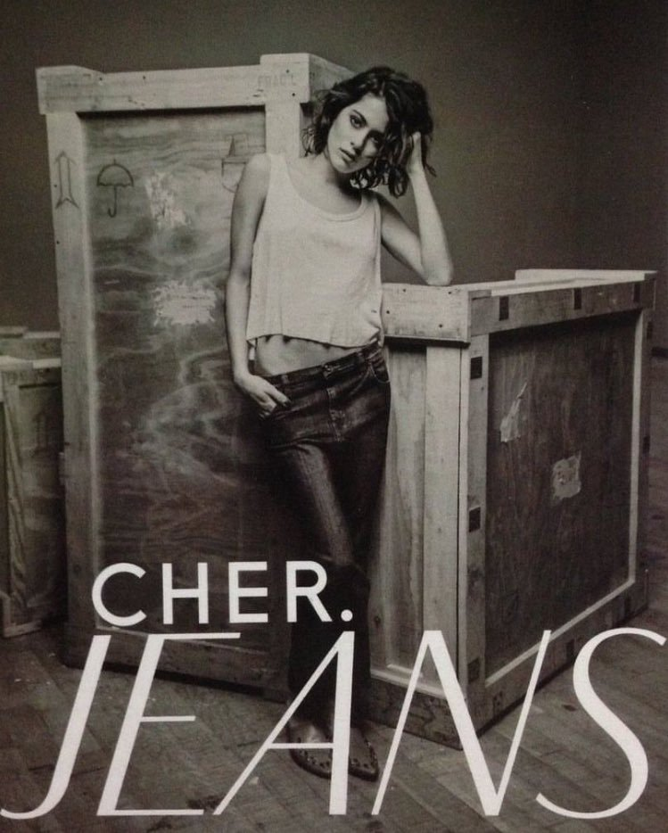 Tini - Cher Jeans