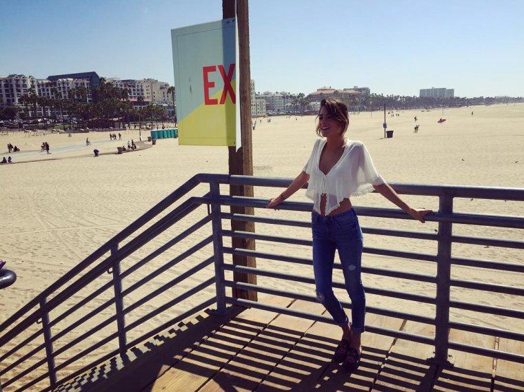 Tini - Enregistrement et retrouvailles à Los Angeles