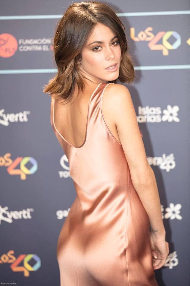 Tini - 40 Music Awards, Madrid