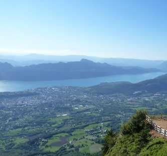 """07/09/2014 : Trail de la montée du Revard - """"4ème Course de Montagne Savoie"""""""
